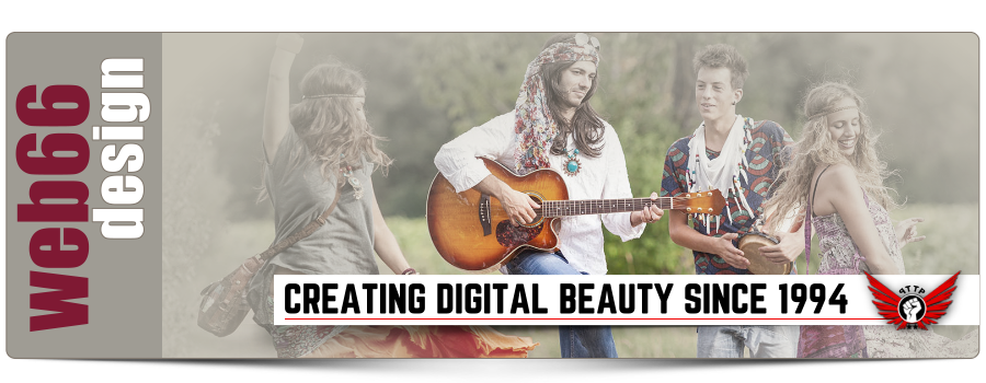 Web66 Design | Creating Digital Beauty Since 1994